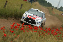 Molly Taylor and Sebastian Marshall, Citroen DS3 R3
