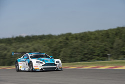 BES: #44 Oman Racing Team Aston Martin Vantage GT3: Michael Caine, Ahmad Al Harthy, Stephen Jelley