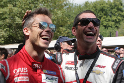 Andre Lotterer and Max Papis