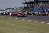 July Donington Park test