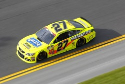 NASCAR-CUP: Paul Menard, Richard Childress Racing Chevrolet