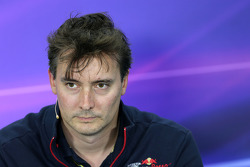 F1: James key, Technical Director, Scuderia Toro Rosso