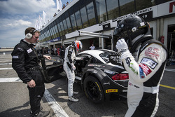 BSS: #76 BMW Sports Trophy Team Schubert BMW Z4: Thomas Jäger, Dominik Baumann