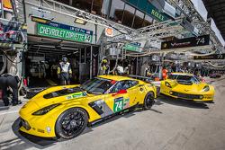 #74 Corvette Racing Chevrolet Corvette C7
