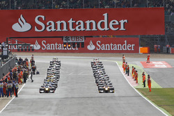 The GP2 grid