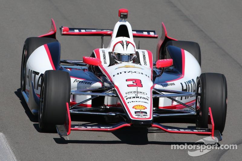 Helio Castroneves, Penske Racing Chevrolet