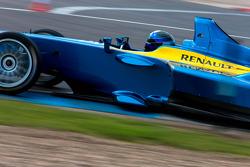 FORMULA-E: Nicolas Prost, e.dams-Renault