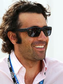 F1: Dario Franchitti