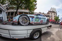 #99 Aston Martin Racing Aston Martin Vantage V8