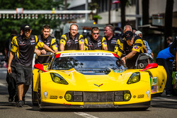#73 Corvette Racing Chevrolet Corvette C7