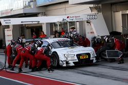 DTM: Pitstop, Nico Müller, Audi Sport Team Rosberg Audi RS 5 DTM