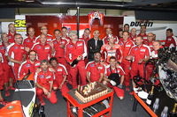 Gigi Dall'Igna, Ducati Corse general manager celebrates his birthday