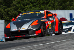 #28 Tim Bell Racing Nissan 370 Z: Tim Bell, Dane Cameron