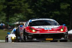 TUSC: #555 AIM Autosport Ferrari 458 Italia: Bill Sweedler, Townsend Bell