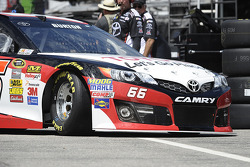 Jeff Burton, Michael Waltrip Racing Toyota