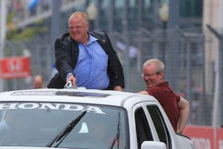INDYCAR: Toronto Mayor Rob Ford