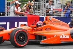 INDYCAR: Simon Pagenaud, Schmidt Peterson Hamilton Motorsports Honda