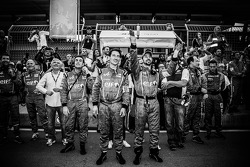 Signatech Alpine team celebrates