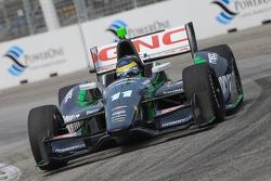 INDYCAR: Sébastien Bourdais, KVSH Racing Chevrolet