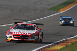 BES: #85 HTP Motorsport Mercedes SLS AMG GT3: Lucas Wolf, Sergei Afanasiev, Stef Dusseldorp