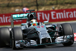 F1: Lewis Hamilton, Mercedes AMG F1 W05