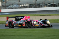 #42 OAK Racing Nissan Morgan: Gustavo Yacaman, Ho-Pin Tung