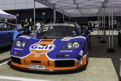 #17 McLaren F1 GTR: Aaron Hsu