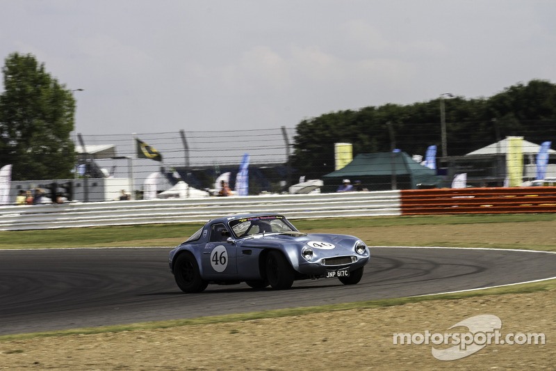 46 tvr griffith mike whitaker at silverstone classic. Black Bedroom Furniture Sets. Home Design Ideas