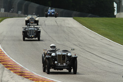 #9 1948 MG/TC:Mark Heathman