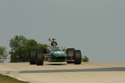 #15 1967 McLaren M4B: John Tulloch