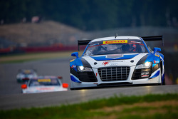 #74 Global Motorsports Group Audi R8 Ultra: Alex Welch
