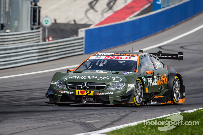 Robert Wickens, HWA DTM Mercedes AMG C-Coupé