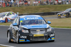 BTCC: Aiden Moffat, Laser Tools Racing