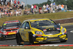 BTCC: Adam morgan, Wix Racing