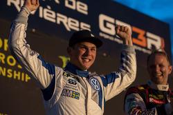 Second place Anton Marklund