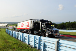 Hauler of Austin Dillon, Richard Childress Racing Chevrolet