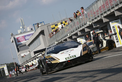 #32 Grasser Racing Team Lamborghini Gallardo FL2: Tomas Pivoda, Gerhard Tweraser