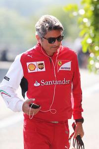 Marco Mattiacci, Ferrari Team Principal