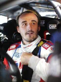 WRC: Robert Kubica