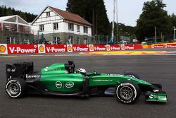 F1: Andre Lotterer, Caterham CT05