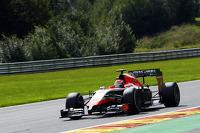 Alexander Rossi, Marussia F1 Team MR03 Reserve Driver