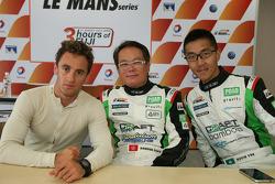 CN class polesitters Mathias Beche, Kevin Tse, Samson Chan