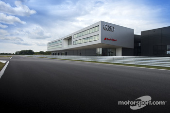 Audi Sport new home
