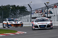 British GT: Brands Hatch