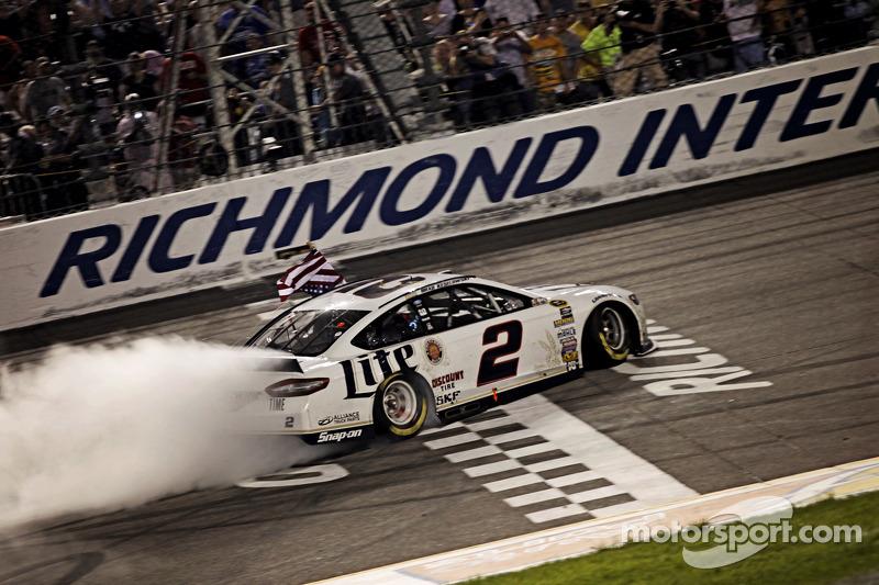 2014, Richmond 2: Brad Keselowski (Penske-Ford)