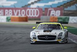 #84 HTP Motorsport Mercedes SLS AMG GT3: Maximilian Götz, Maximilian Buhk