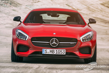 Mercedes AMG GT launch