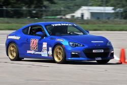 #108 Subaru BRZ: Lance Keeley