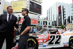 Jeff Gordon, Hendrick Motorsports Chevrolet visits Toronto as part of Chase across North America