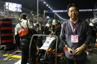 Joe wee on the grid